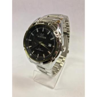 Mirage Jam Tangan Casual Pria Stainless Steel - M 7415 Silver