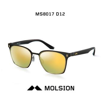Gambar Molsion ms8017 baru persegi terpolarisasi matahari kaca mata kacamata  hitam 77afe120c0