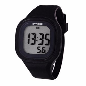 Moozoo SYNOKE Fashion LED Digital Watch Sport Women Watch Top Brand Luxury Wrist Watches Female Clock