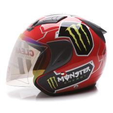 MSR Helmet Javelin - Monster - Merah