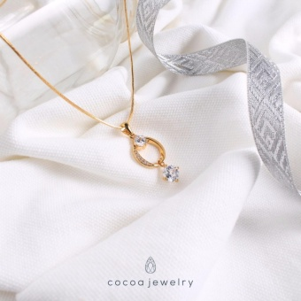 [Must Have Item] Cocoa Jewelry Kalung Elegant Love - 5