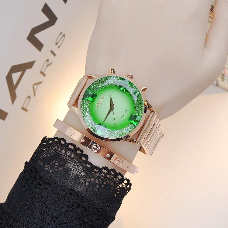 Nama besar mewah naik panggil jam tangan wanita