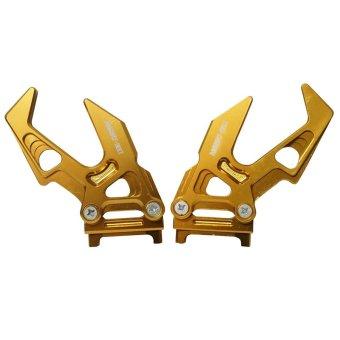 Paket Agras Handguard Pelindung Tangan Pro Handle Guard Plastik Hand ... - Handgrip Inter Lock L silver. Hand grip. Source · Harga baru Nassert Beet Stelan ...