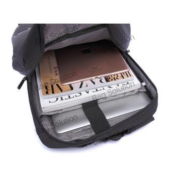 Navy Club Tas Ransel Laptop Tahan Air 5850 Backpack Up to 15 inch .