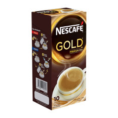 Nescafe Gold 3in1 20gr Isi 10