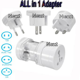 Next International Universal Conversion Plug AU / AK / US / EU Conversion Plug Universal Travel Adapter