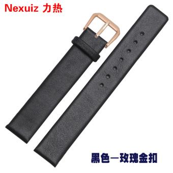 Nexuiz k7a231l6/k3m23126/16mm kecil tali kulit bentuk perempuan