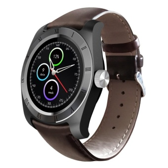 niceEshop Classic Smart Watch Heart Rate Monitor Watch With Pedometer Sleep Monitor Call/SMS Reminder