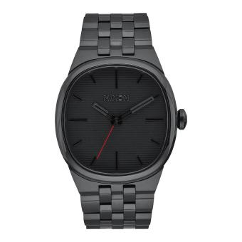 Nixon Watch Expo Black Stainless-Steel Case Stainless-Steel Bracelet Mens NWT + Warranty A978001