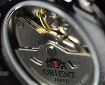 Orient - Sporty Automatic - FDH01001B0- Dual Time - Jam Tangan Pria Kasual