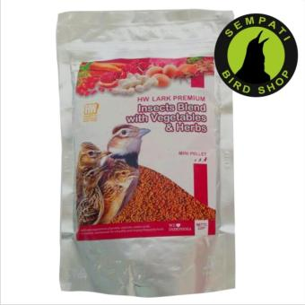 Pakan Burung Branjangan Insect Blend With Vegetables Premium Hw