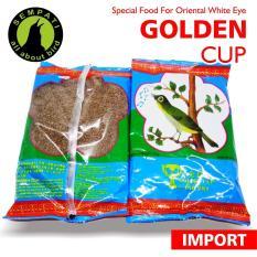 Pakan Burung Pleci Oriental White Eye Golden Cup