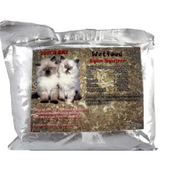Pakan Kucing Terbaik Wetfood Ayam Suwir 1kg ...