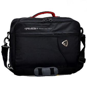... Palazzo R4x1+ Tas Ransel Backpak Keren ,3in1 + Free Rain Cover Palazzo- Hitam ...
