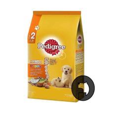 pedigree 8 kg puppy chicken egg and milk flavor