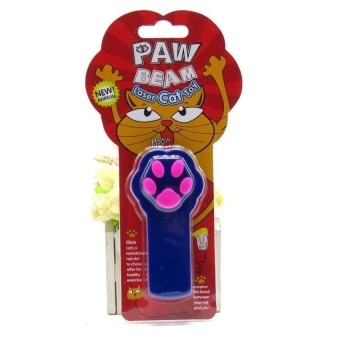 PentaQ Lasers Make Cat Cat Toy Infrared Funny Cat Bar Laser FunnyCat Cattoys The Cat Cat Toy Dog Toy (Blue) - intl