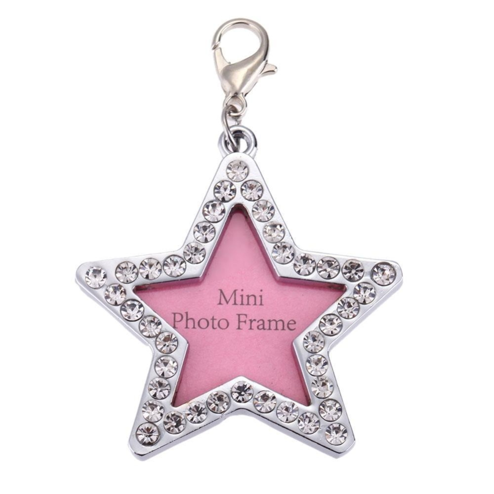 Pet Dog/ Cat ID Mini Tag Anti Lost Zinc Alloy Pets Address Name Label Collar - intl