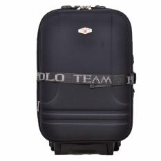 Polo Team Tas Koper Expander 2 Roda Size 24 inch - 931 - Hitam