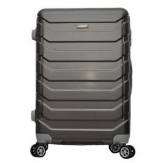Polo Team Tas Koper Hardcase 4 Roda Putar Size 24 inch 8705- Grey