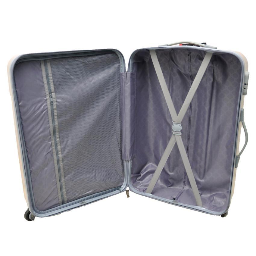 ... Polo Team Tas Koper Hardcase Kabin Size 19 inch 002 - Hitam ...