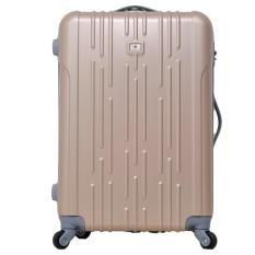 Polo Team Tas Koper Hardcase Size 24 inch 005 - Cokelat Gold