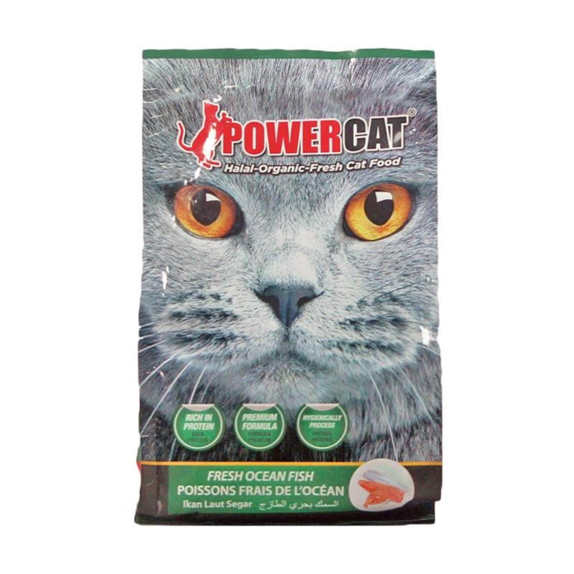 ... Powercat Dry Fresh Ocean Fish Cat Food 500g ...