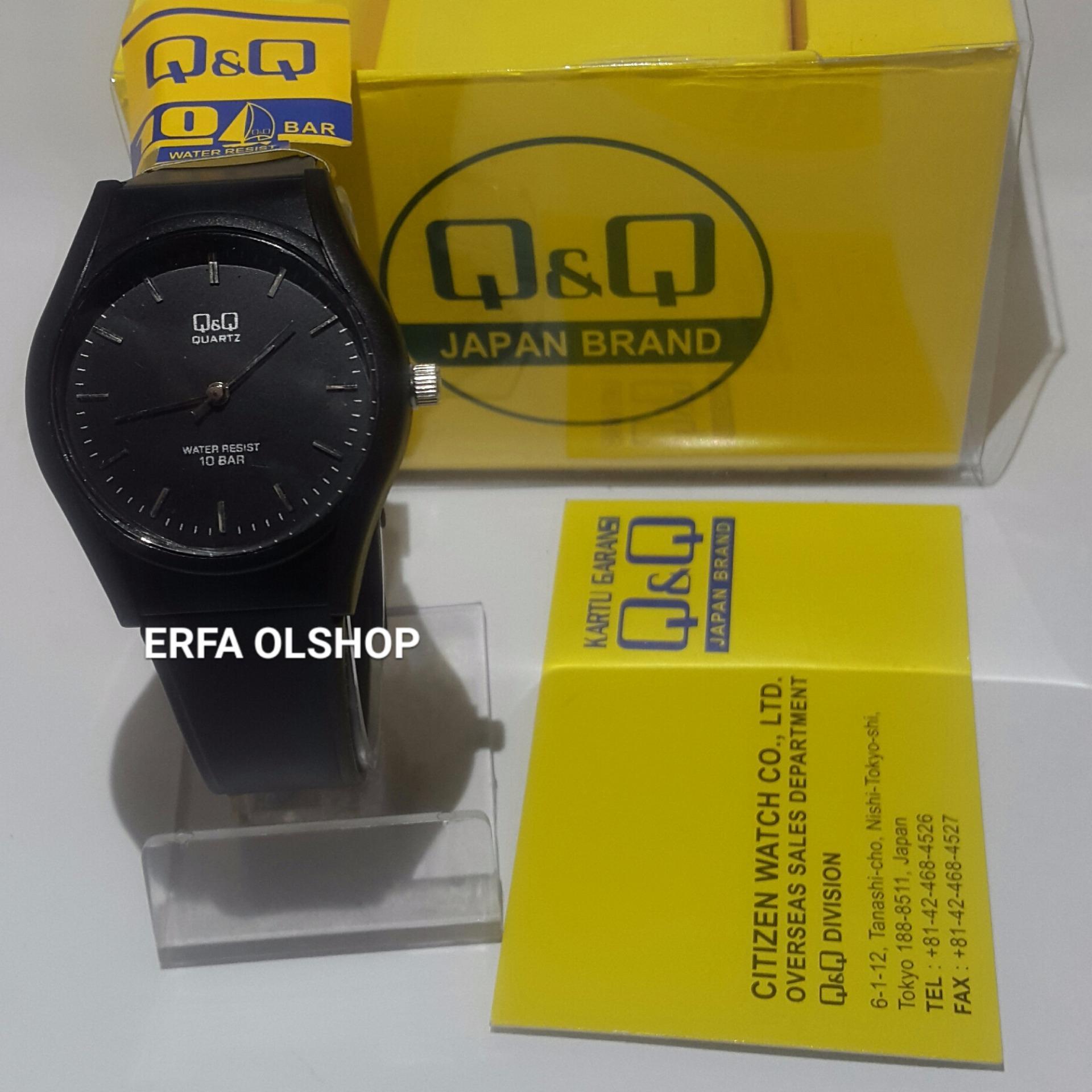 ... Q&Q Watch - QQ0011 Jam Tangan Sport Wanita - Rubber Strap ...