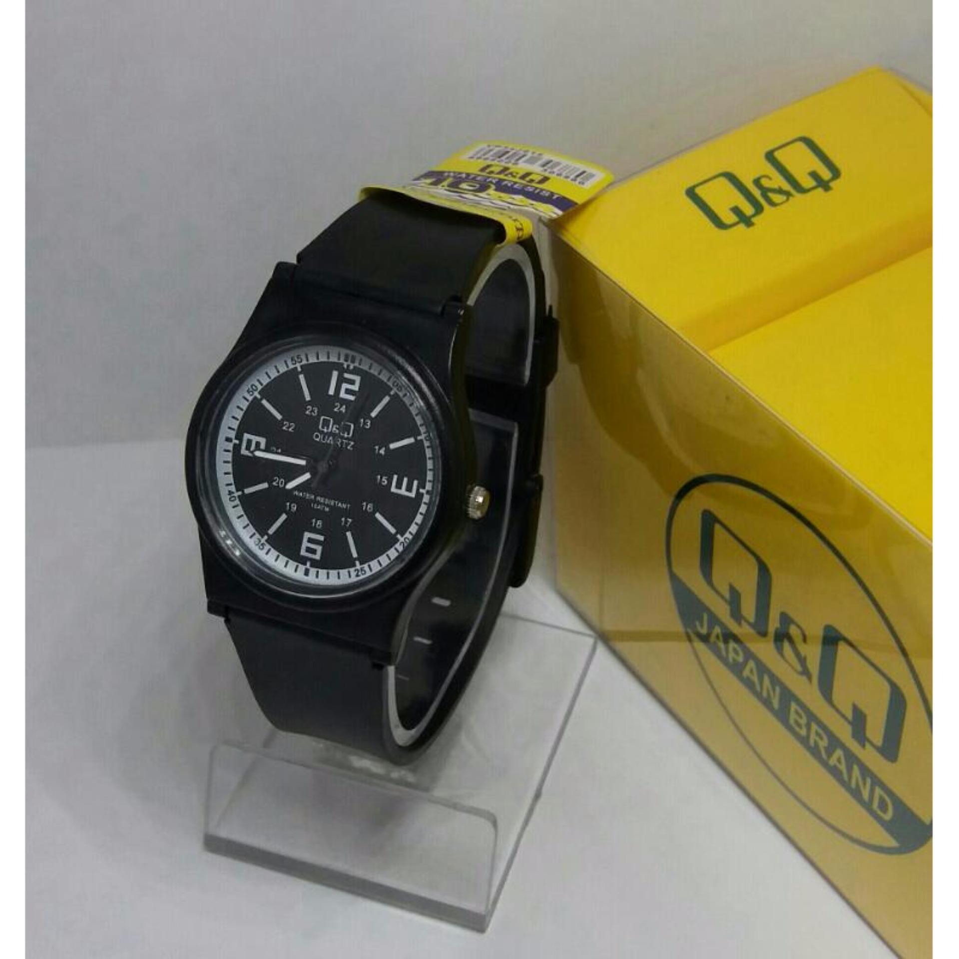 Q&Q Watch - QQ009 - Jam Tangan Sport Wanita - Rubber Strap ...