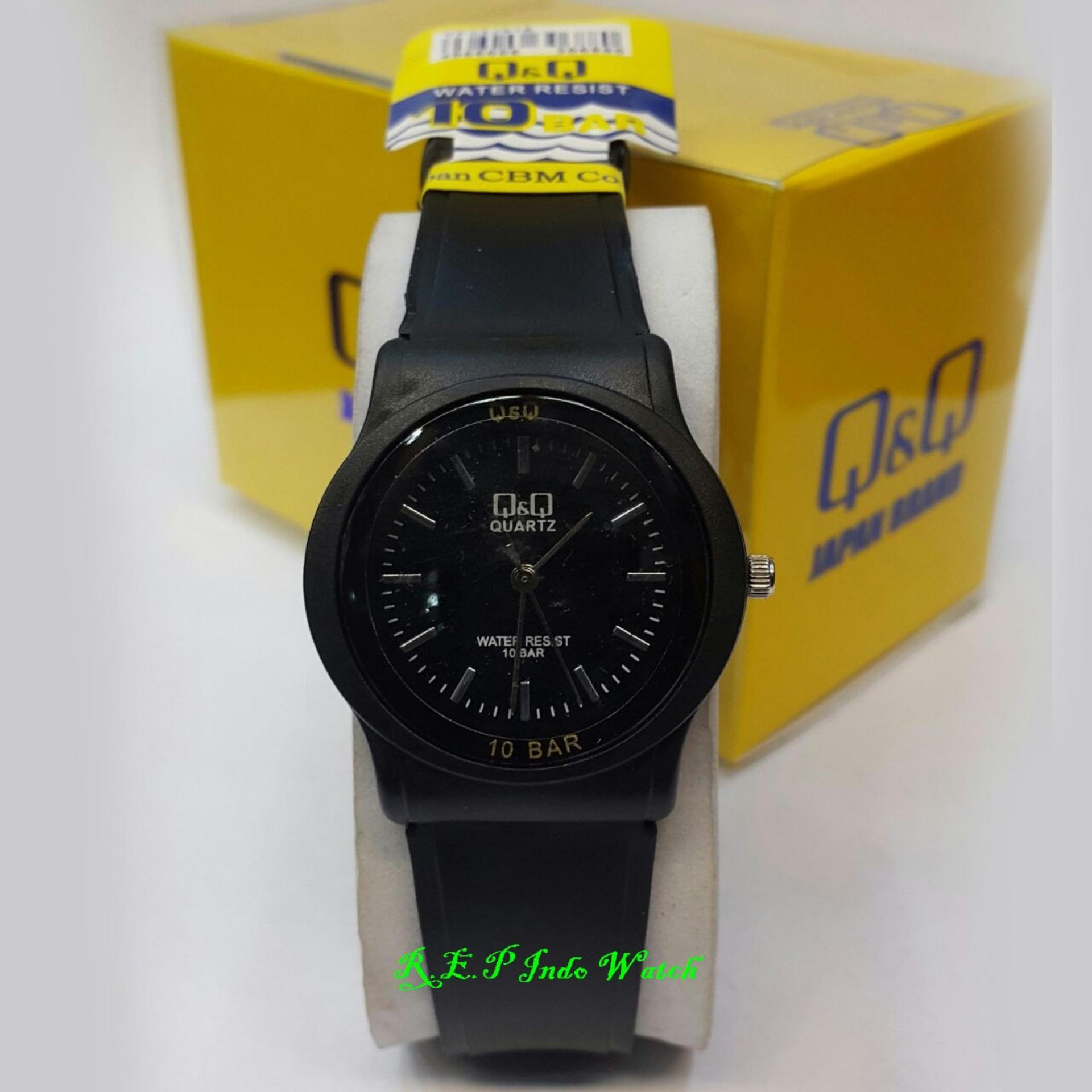 Flash Sale Q&Q Watch - QQ808 - Jam Tangan Sport Wanita - Rubber Strap