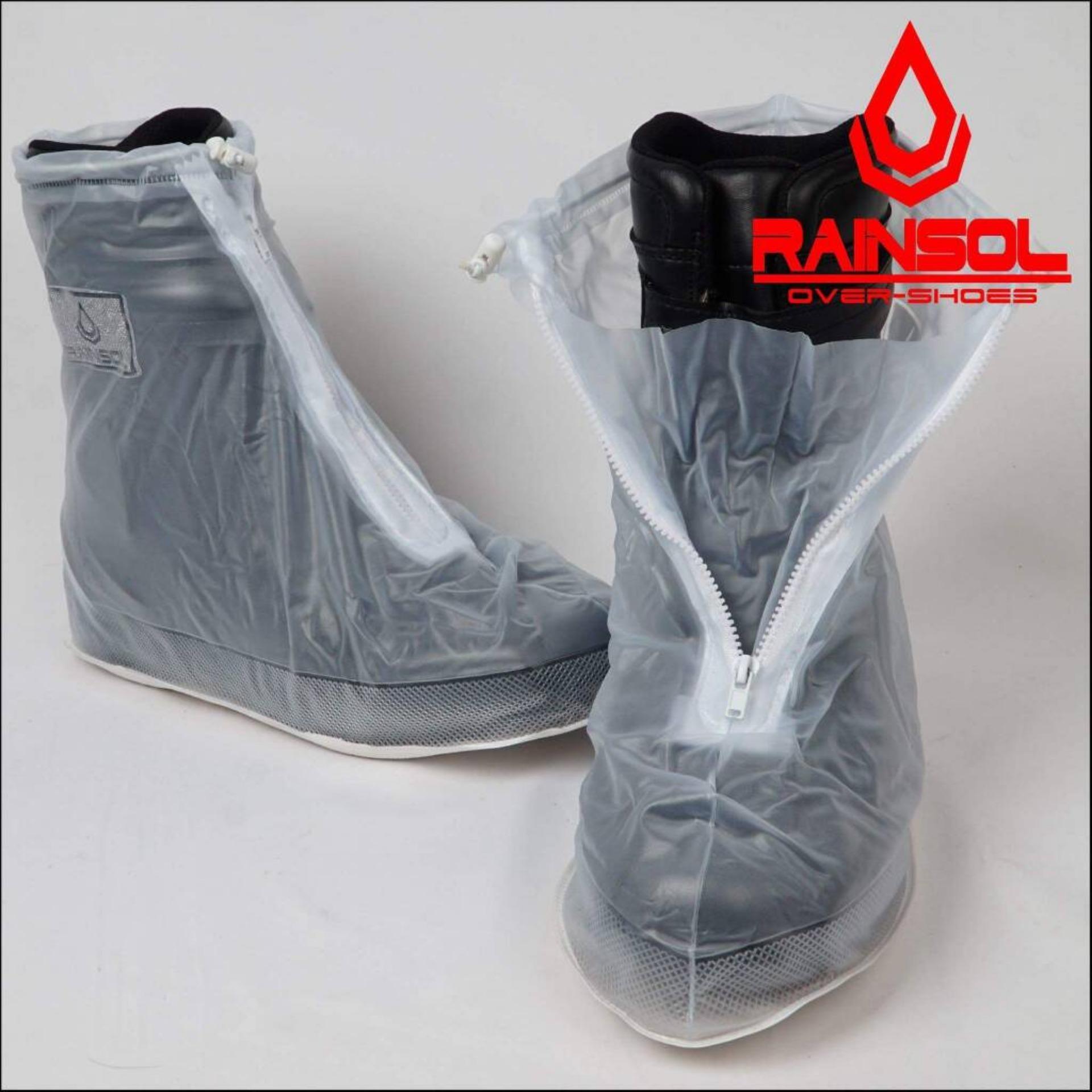 Hot Deals Rain Cover Shoes Rainsol Sarung Jas Hujan Sepatu Plastik Car Rear Mirror Guard Mika Pelindung Spion Mobil Dari Pvc