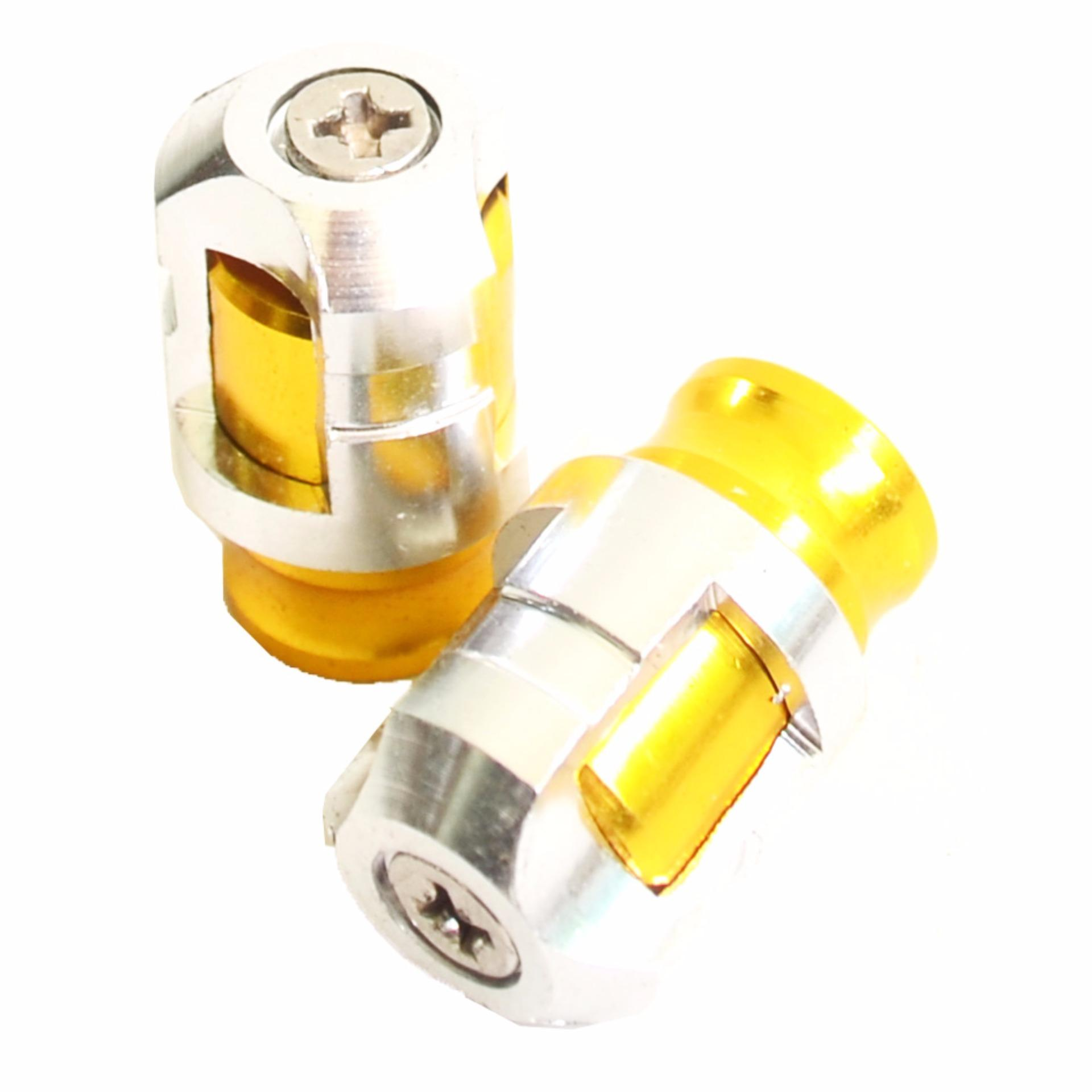 Rajamotor Tutup Pentil Segi Enam Pendek Besi Chrom 2 Set Daftar Hijau Nitrogen 6 Nitex Silver Gold