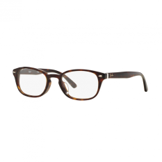 Ray-Ban Vista Optical - RX5209D - Dark Havana (2012) Size 50 Demo Lens