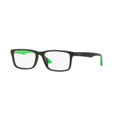 Ray-Ban Vista Optical - Rx5351D - Black (5595)  Size 55 Demo Lens