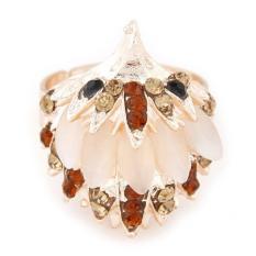 RCC2450 - Aksesoris Cincin Gemstone Opal