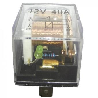 Relay Klakson 4 Pin 12V - 40A Bening - 2