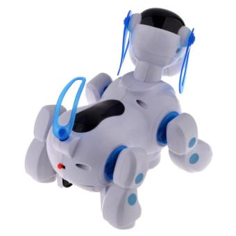 Robot Mainan Anjing PET .