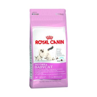 Royal Canin Mother and Baby Cat Food Makanan Kucing [400 g]
