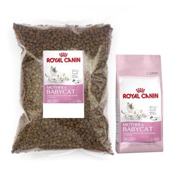 Royal Canin Mother and Baby Cat Food Makanan Kucing repack 1kg [2 x 500g]