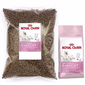 Royal Canin Mother and Baby Cat Food Makanan Kucing repack [500g]