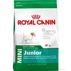 Royal Canin SHN Mini Junior Makanan Anjing [2 kg]
