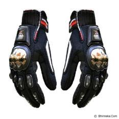 Sarung tangan mad bike besi MAD-01S / glove madbike hitam