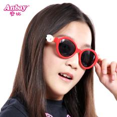 Sebuah daripada nyaman perempuan UV matahari anak-anak kaca mata kacamata  hitam kacamata terpolarisasi 6f6eb12959