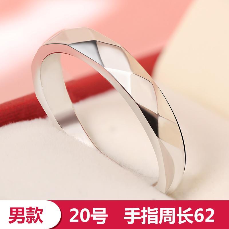Cheap online Sederhana siswa menikah pada cincin pria dan wanita cincin Couple