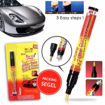 SEGEL PACKING Spidol Anti Baret / Fix It Pro Spidol /Penghilang Baret Di mobil SPD-01