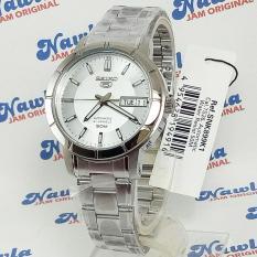Seiko 5 Ladies SNK899K1 Automatic Silver Dial  Jam Wanita SNK899