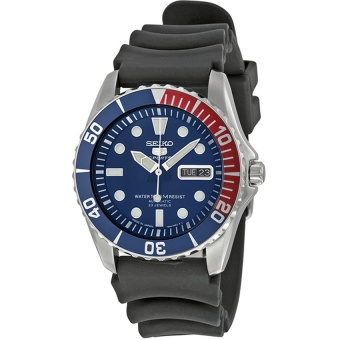 Seiko 5 Sports Automatic Mens Diver Watch SNZF15J2(Multicolor) intl