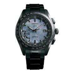 Seiko Astron GPS Solar World Time Limited Edition SSE091 - Jam Tangan Pria - Hitam