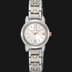 Seiko Ladies SXDC75P1 Original White Dial  Jam Tangan Wanita SXDC75