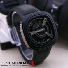 Sevenfriday Design Casual Leather Strap Jam Tangan PriaIDR179000. Rp 179.000