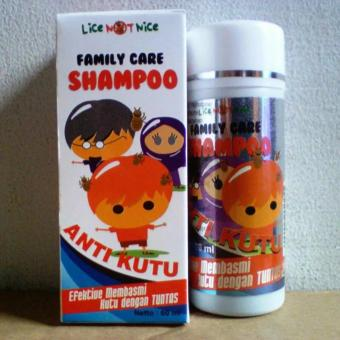Shampo Anti Kutu - Family Care Shampoo